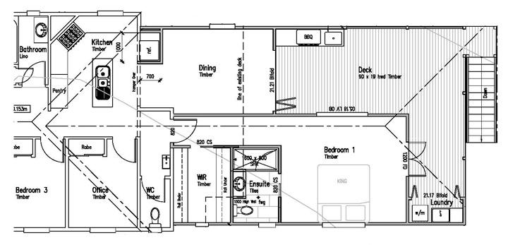 Rear House Extension Brisbane