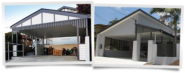 Brisbane Carport and Garage Design