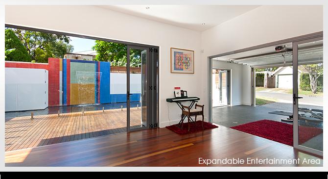 Smart floor plans encourage versatile spaces