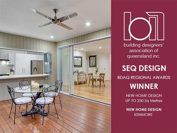 BDAQ Kenmore Home Design Award